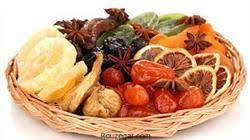 میوه خشک گیلان