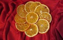 میوه خشک پرتقال