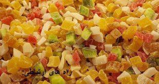 قیمت میوه خشک حبه تایلندی