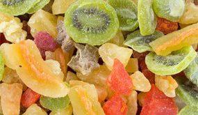 فروش عمده میوه خشک حبه ای استوایی