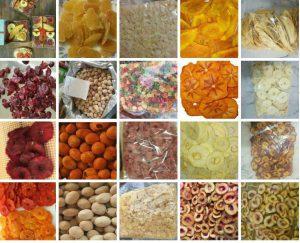 خرید اینترنتی میوه خشک استوایی