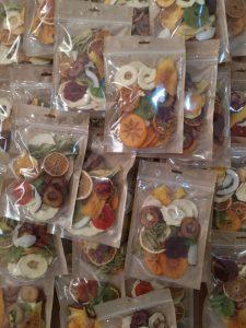میوه خشک بسته بندی شده مخلوط