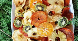 فروش چیپس میوه