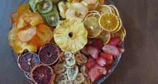 میوه خشک استوایی