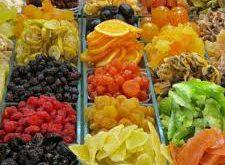 فروش عمده چیپس میوه فله ویژه شب یلدا