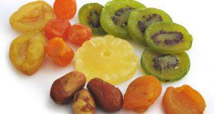 فروش میوه های خشک تایلندی
