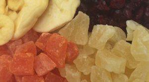 فروش میوه های خشک حبه