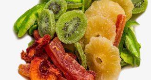 پخش میوه های خشک