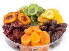 چیپس میوه بسته بندی