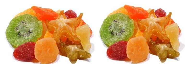 اجیل میوه های خشک استوایی در ایران