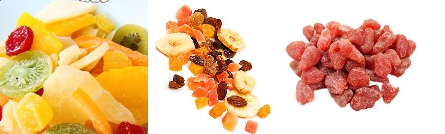 مراکزفروش عمده میوه خشک استوایی حبه ای