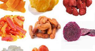 مرکز خرید انواع میوه خشک استوایی حبه