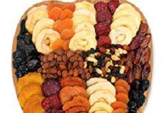 میوه های خشک بسته بندی