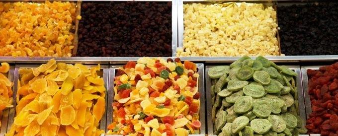 خرید اینترنتی آجیل میوه خشک ویژه عید نوروز