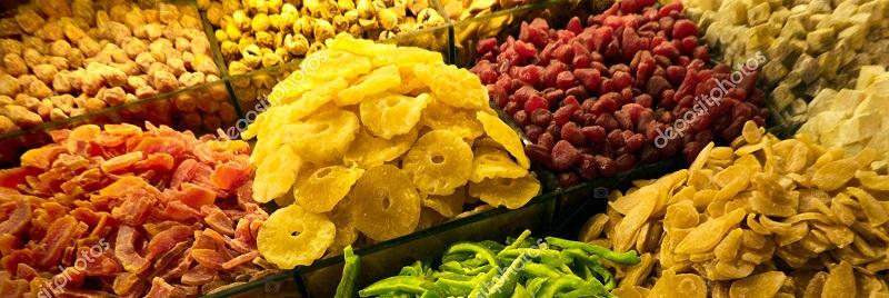 سایت فروش میوه خشک حبه ای