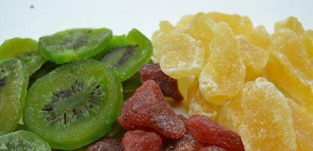 فروش انواع میوه خشک استوایی