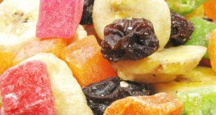 فروش عمده میوه خشک استوایی