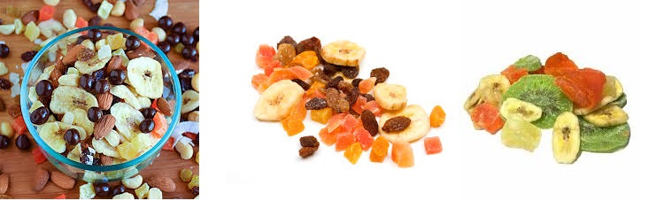قیمت خرید آجیل میوه خشک استوایی