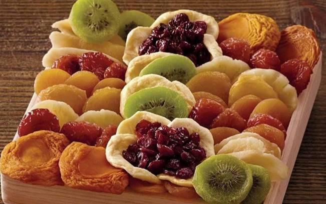 فروش میوه خشک فله ای بصورت عمده