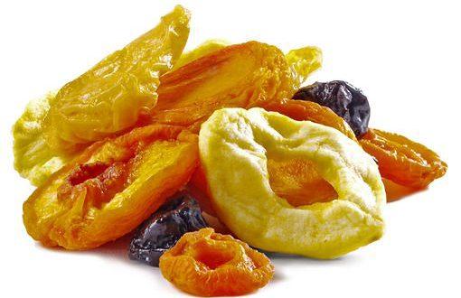 فروش انواع میوه خشک و چیپس میوه